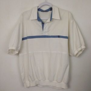 Vintage | 90s David Taylor Collared Polo Shirt